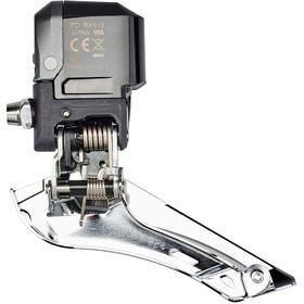 Shimano GRX Di2 FD-RX815 Desviador 2x11 Braze-On, black